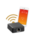 Ovládání peletových kamen přes mobilní aplikaci