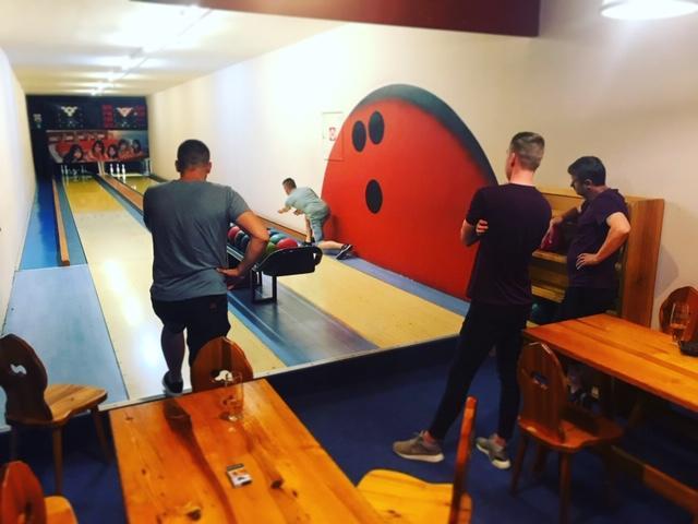 školení prodejců HAAS+SOHN_bowling